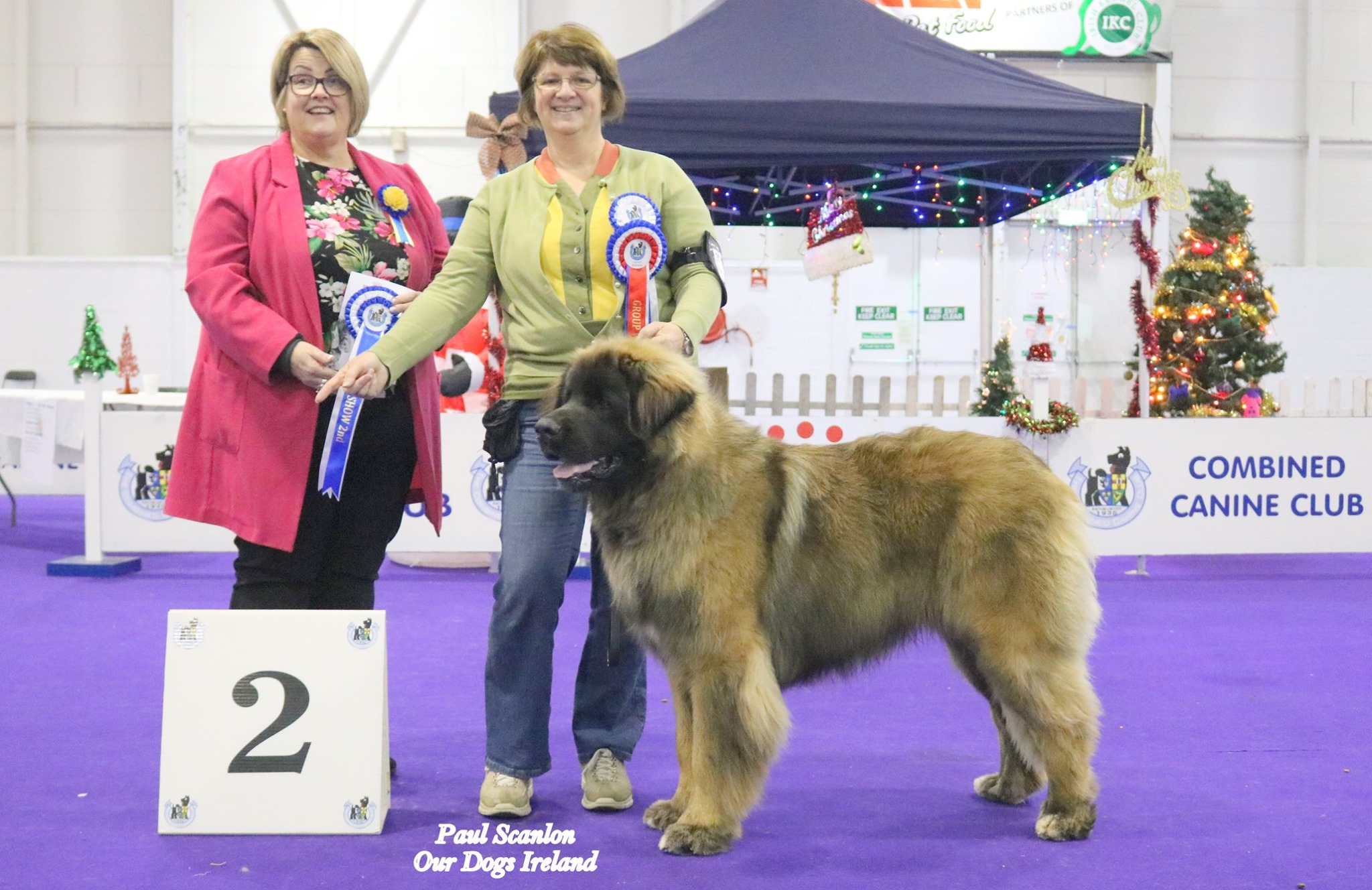 Kobo Res BIS Combined Canine show